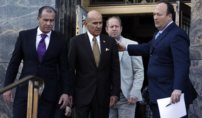 Sheriff Baca. Photo: Mark Boster / Los Angeles Times