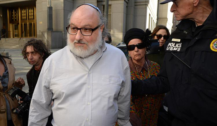 Mr. Pollard on the day of his release last November. Photo: Hefferson Siegel / New York Daily News