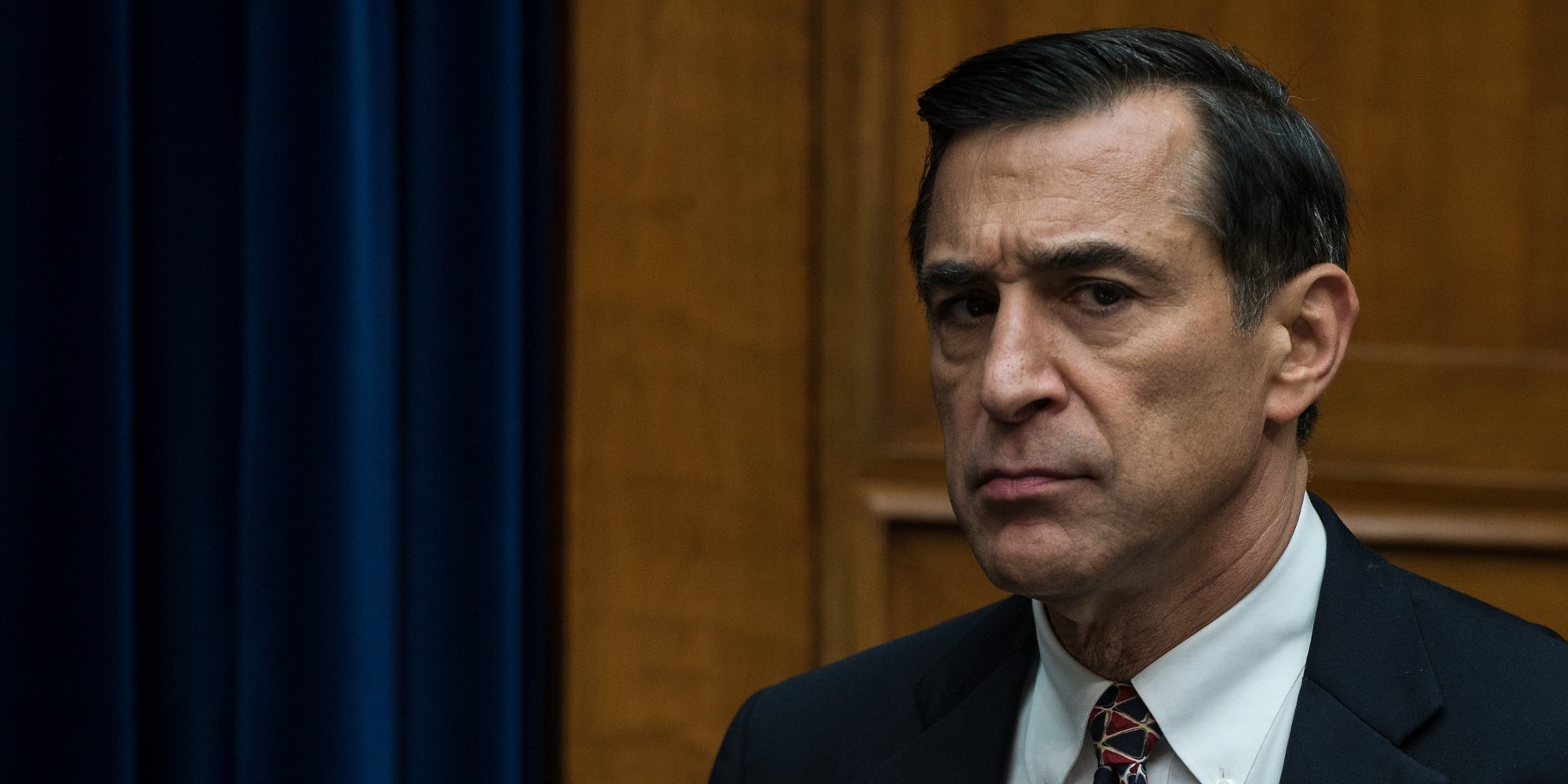 Mr. Issa in trouble?